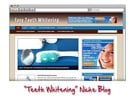 Thumbnail Teeth Whitening WordPress Blog.zip