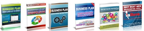 Thumbnail 6 Brand New Business Oriented E-Books
