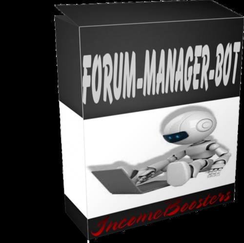 Product picture IncomeBoosters ForumBot