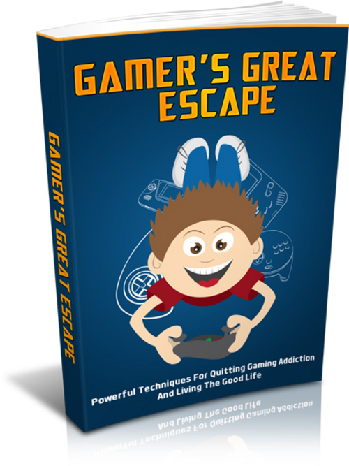 Product picture Gamers Great Escape