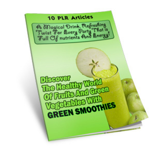 Product picture Green Smoothies