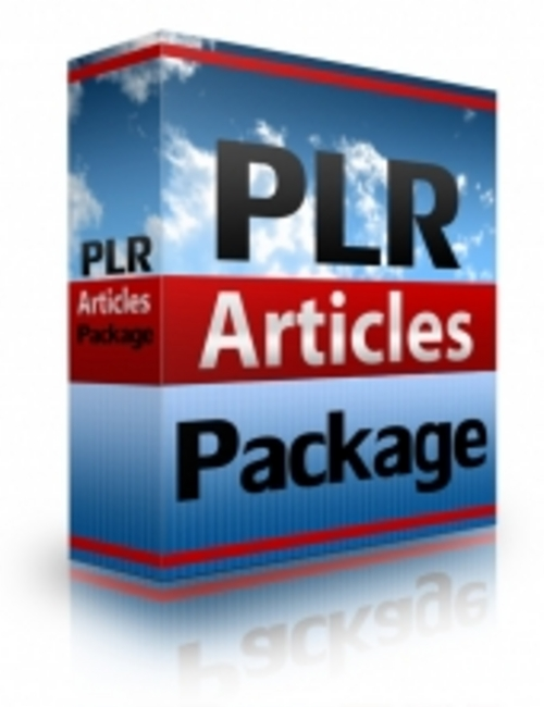 Product picture PLR Articles Package