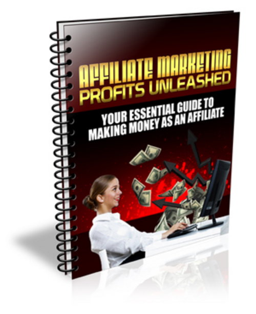 Product picture Affiliate Marketing Profits Unleashed With MRR