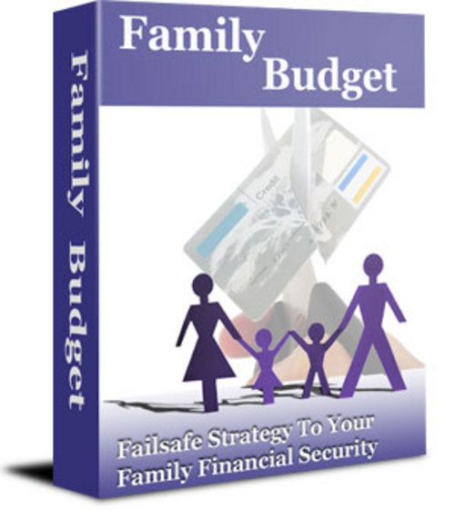 Product picture Family Budget - Failsafe Strategy