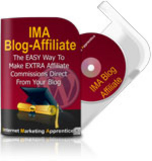 Product picture IMA Blog Affiliate Plugin Master Resell Rights