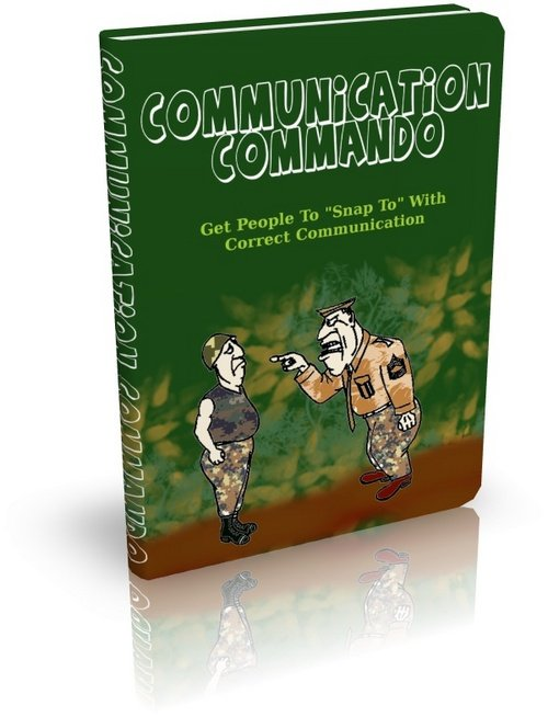 Product picture Communication Commando