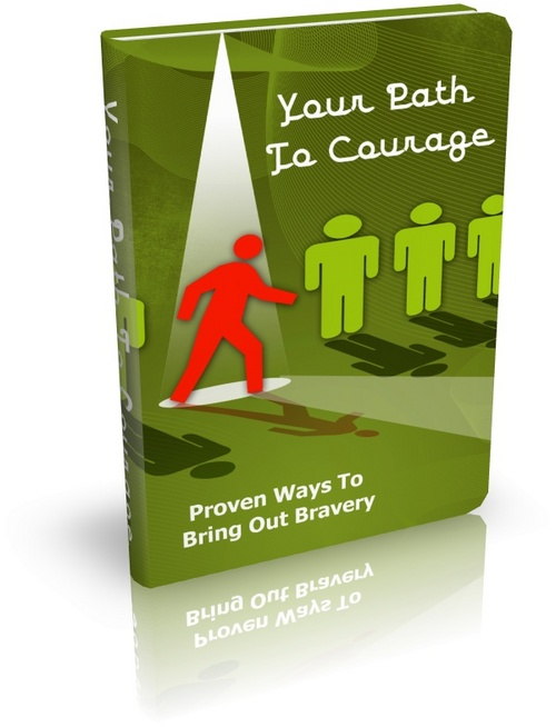 Product picture Your Path To Courage