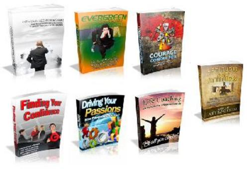 Product picture Reinvent Yourself with 7 E-Books Plus Bonus Package