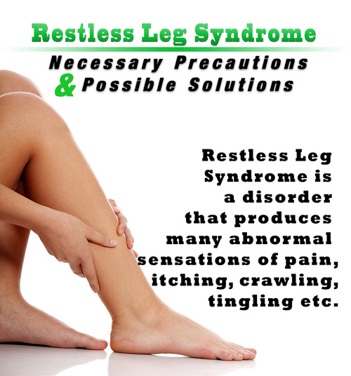 Product picture restless leg syndrome E-Book With MRR