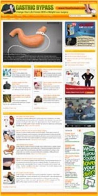 Product picture Gastric Bypass Website