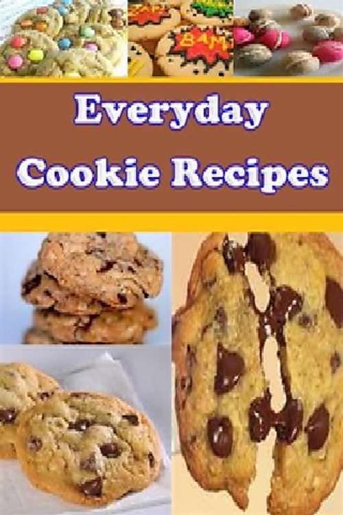 Product picture Everyday Cookie Recipes
