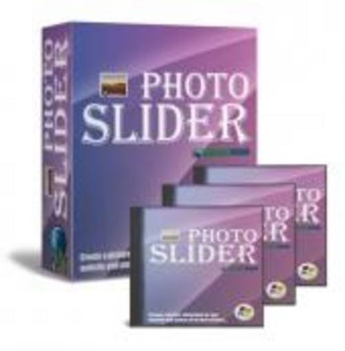 Product picture Photo Slider Software With MRR