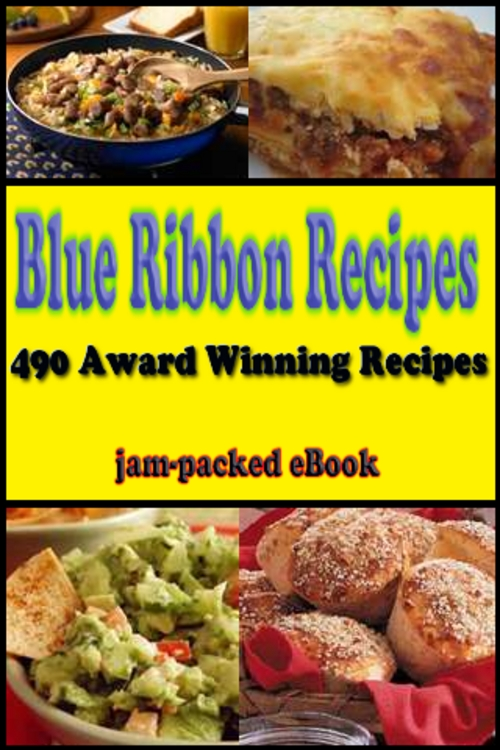Product picture Worlds Best Blue Ribbon Recipes
