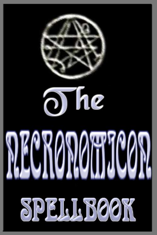 Product picture THE NECRONOMICON SPELLBOOK