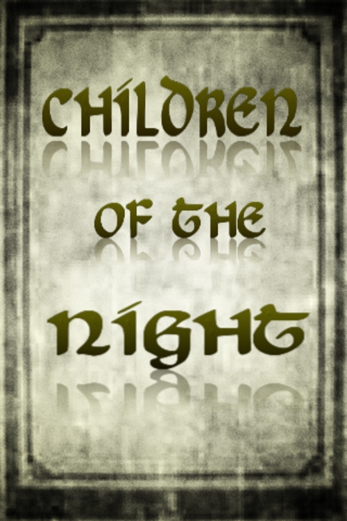 Product picture CHILDREN OF THE NIGHT