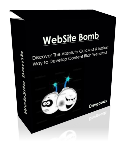 Product picture WebSite Bomb