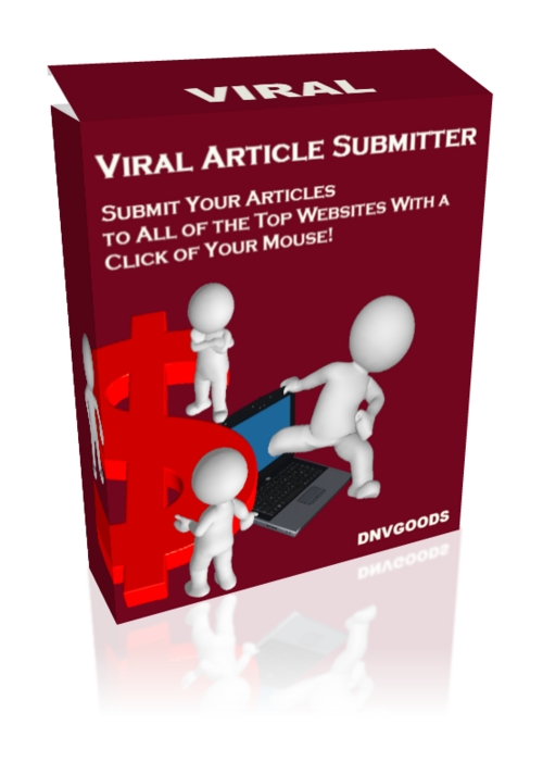 Product picture Viral Article Submitter