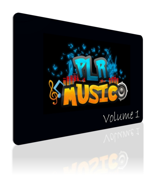Product picture Plr Music Tracks Vol. 1