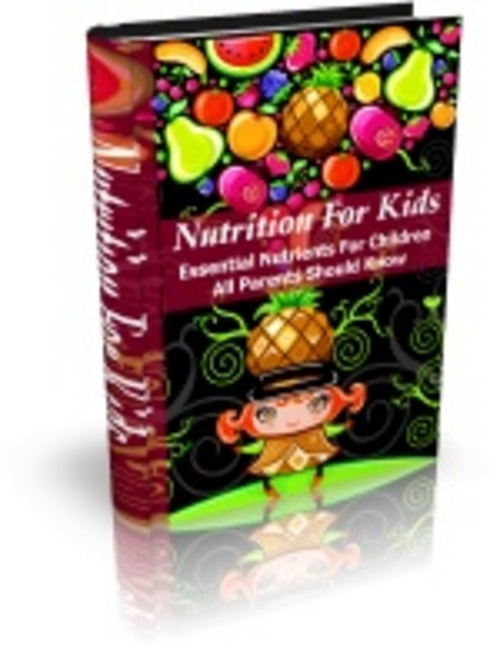Product picture Nutrition for Kids