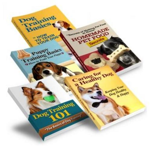 Product picture Dog Training niche Bundle