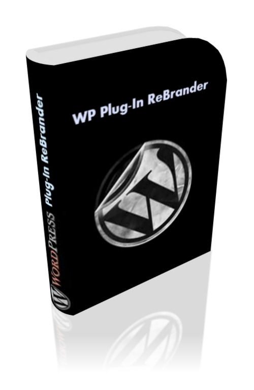 Product picture  WP Plug-In ReBrander