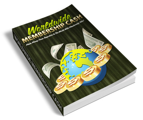 Product picture Worldwide Membership Cash