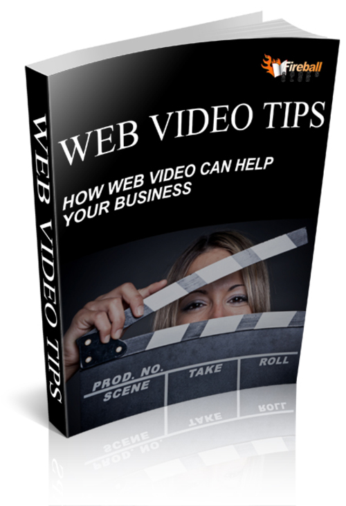 Product picture Web Video Tips
