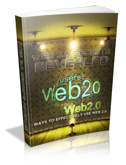 Product picture Web 2.0 Secrets Revealed