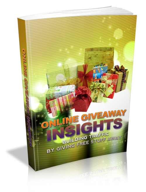 Product picture Online Giveaway Insights