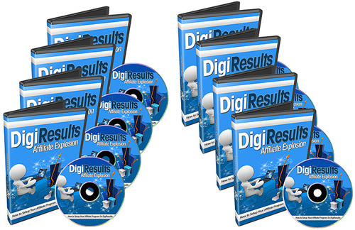 Product picture DigiResults Affiliate Explosion