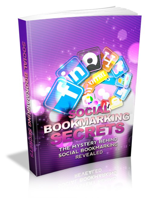 Product picture Social Bookmarking Secrets