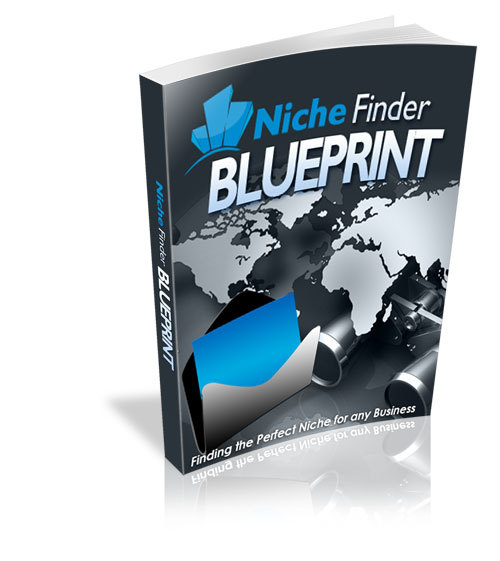 Product picture Niche Finder Blueprint