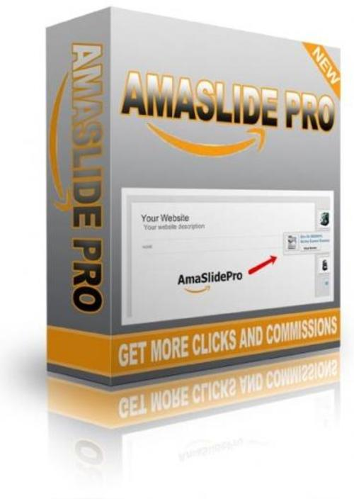 Product picture AmaSlide Pro WordPress Plugin