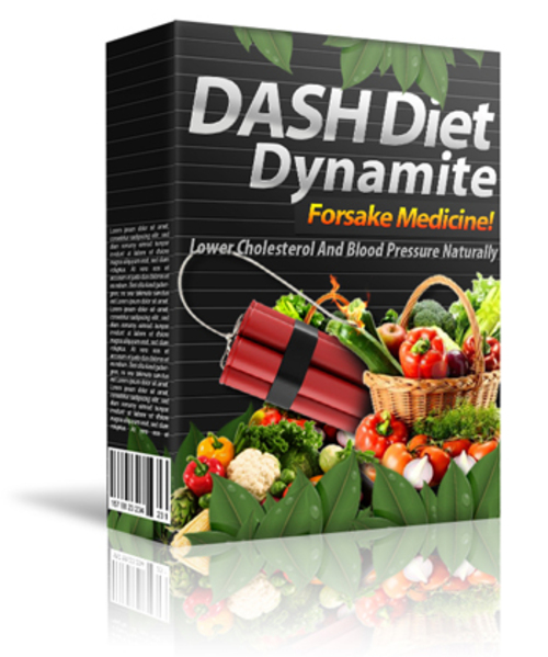 Product picture Dash Diet Dynamite