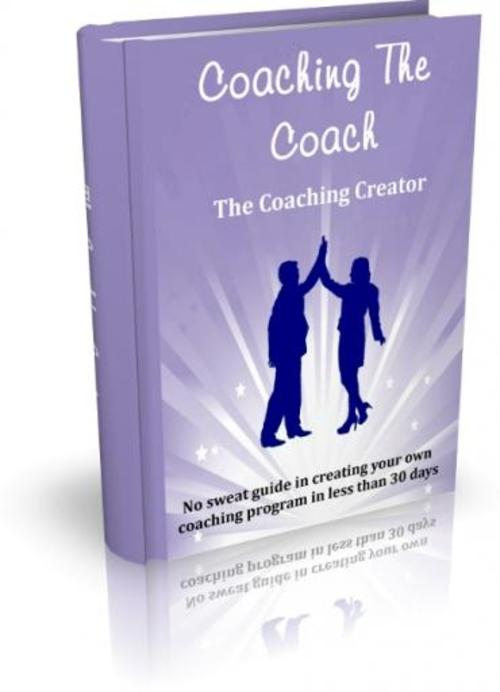 Product picture The Coaching Creator