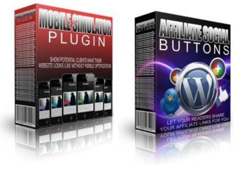 Product picture Special Wordpress Plugin Offer