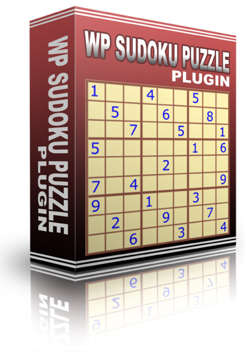 Product picture WP Sudoku Puzzle Plugin
