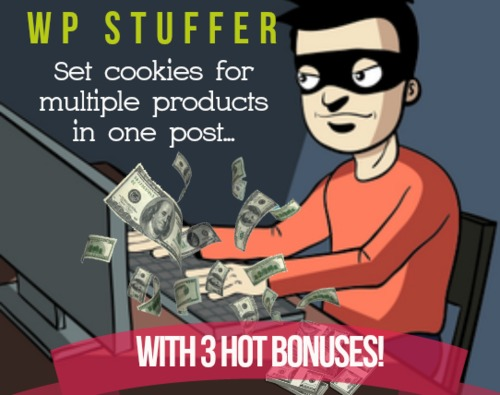 Product picture Cookie Stuffer Plugin + Bonus
