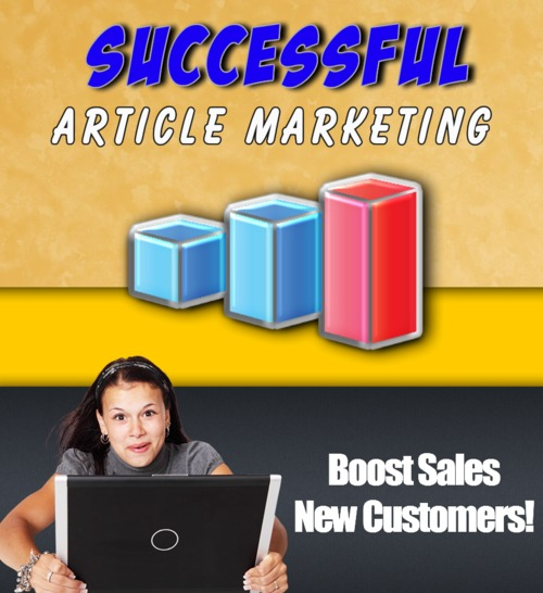 Product picture Successful Article Marketing