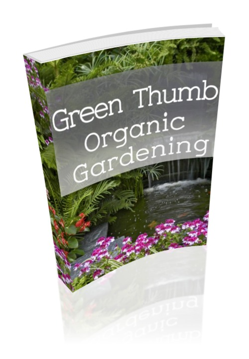 Product picture Green thumb Organic Gardening