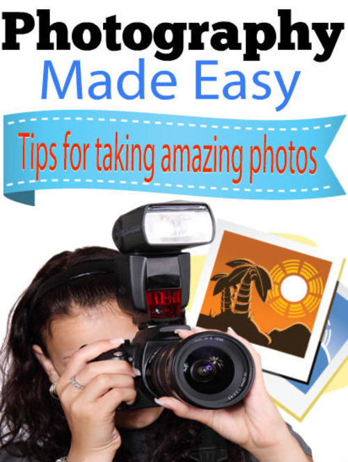 Product picture Photography Made Easy