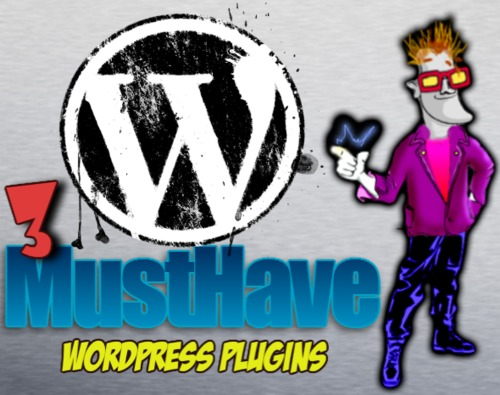 Product picture 3 Must Have WP Plugins!