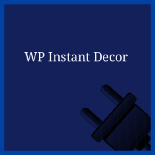Product picture WP Instant Decor