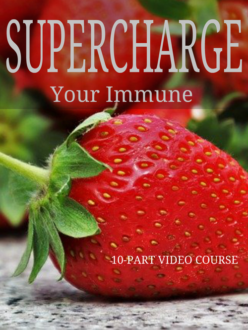 Product picture Supercharge Your Immune - 10 Part Video Series